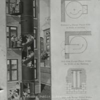 Davis GL 111 Fire Escape Diagram