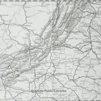 Davis GL 33 Motor Routes to Roanoke