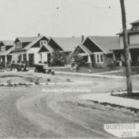 Davis GL 5 Montrose Avenue Jog End
