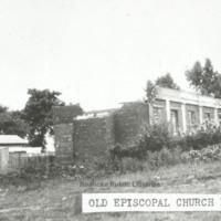 Davis GL 52  Old Episcopal Church