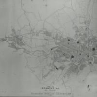 Davis GL 75 Map of Roanoke