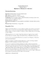 Alphonzo Holland Collection.pdf
